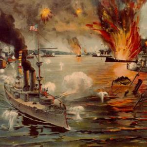 Els catalans que van salvar Manila. Batalla de Cavite
