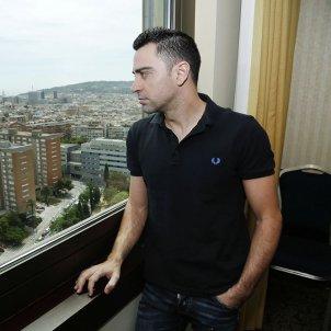 Xavi Hernandez - Sergi Alcàzar