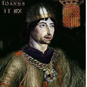 La Generalitat destitueix Joan II, pare de Ferran el Catòlic. Font Arxiu d'ElNacional (1)