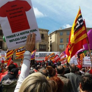 manifestació 1 de maig 8