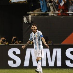 Leo Messi Argentina Copa Amèrica Panamà Efe