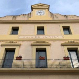 Façana ajuntament Sant Andreu de Llevaneres ACN