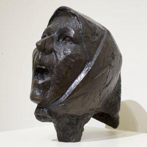 Insurreccions (política). Juli González, Cap de Montserrat cridant. c. 1942. MNAC