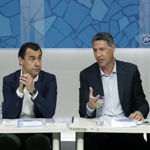 Albiol Maillo Levi PP - EFE