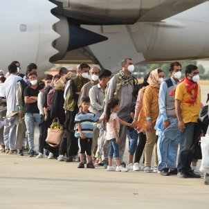 refugiados torrejon ardoz afganistan efe