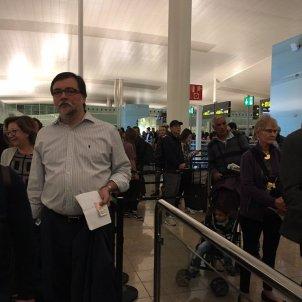 cues aeroport @smartinp1