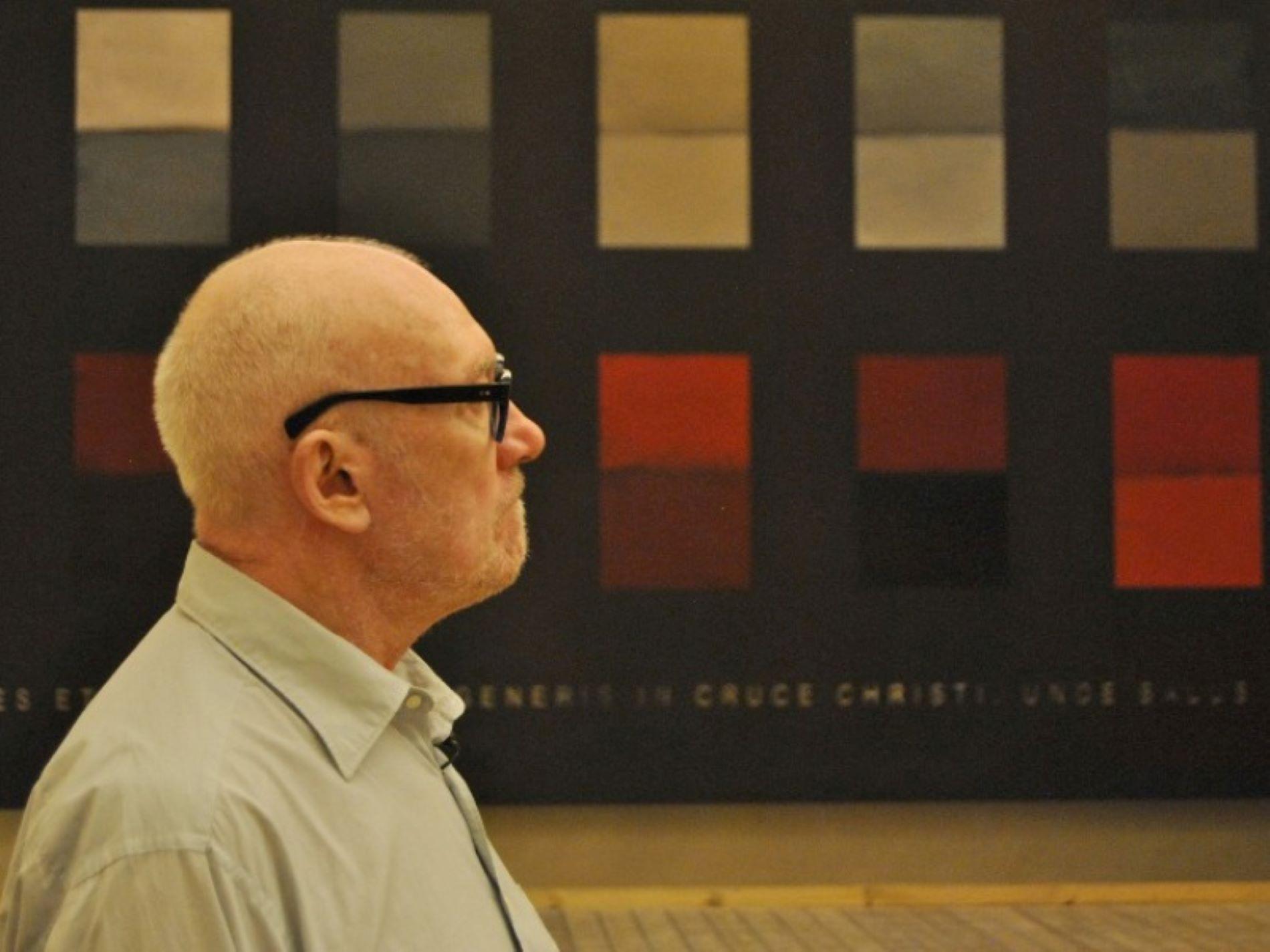 Les obres del polèmic artista catalanòfob Sean Scully es queden a Catalunya