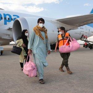 torrejon ardoz base aerea afganos efe