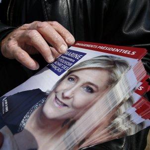 Le Pen - EFE