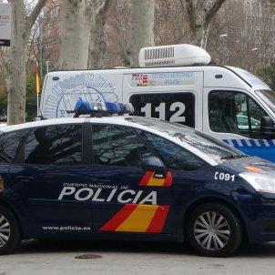 vehicle policia nacional - CNP
