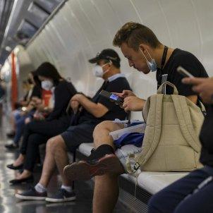 metro TMB i Ciutat de la Justicia Carlos Baglietto