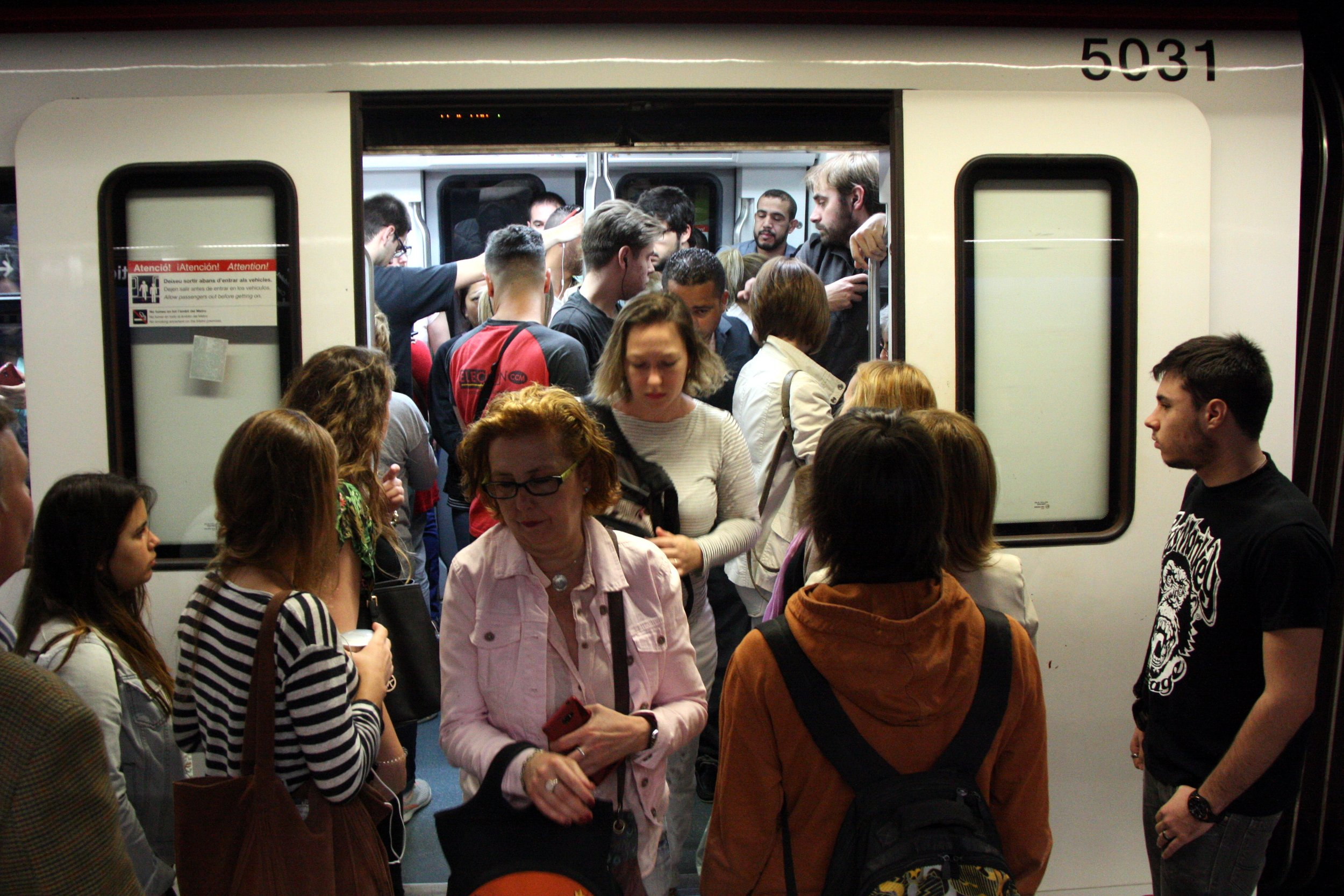 Metro Barcelona - ACN