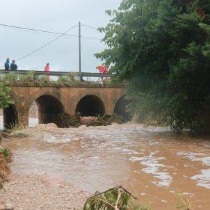 lluvia inundaciones delta ebre ACN
