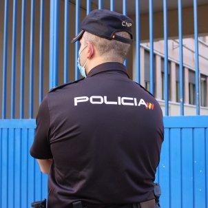 policia nacional policia española recurso Europa Press