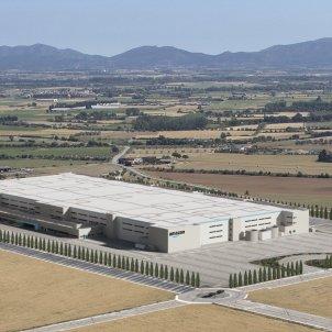 Amazon Centro Logistico Girona