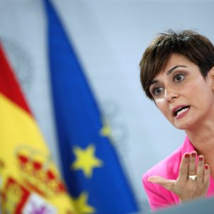 isabel rodriguez consell ministres - EFE