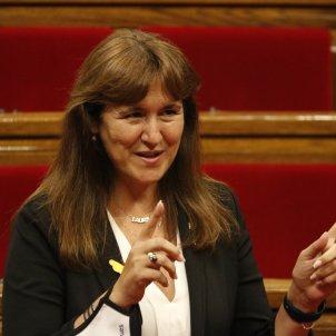 Laura Borràs en el Parlament / ACN