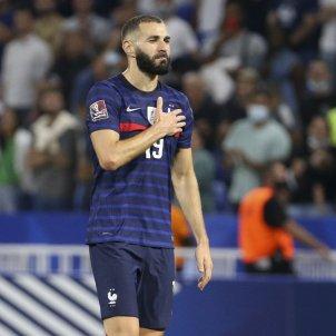 Karim Benzema seleccion Francia Europa Press