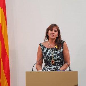 Laura Borràs Acto Entrega Medalla Honor Parlament / Sergi Alcàzar