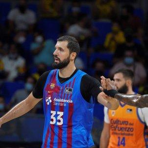 Nikola Mirotic Barca Valencia EFE