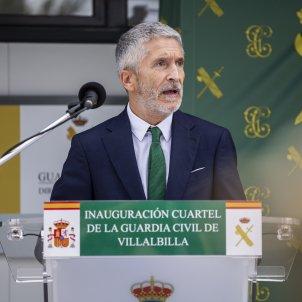 EuropaPress 3921879 ministro interior fernando grande marlaska interviene inauguracion nuevas