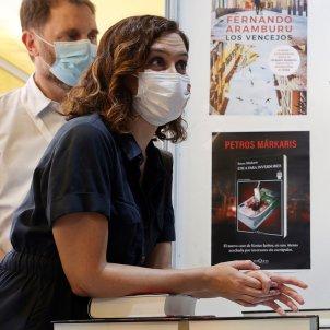 Isabel Diaz Ayuso Madrid llibre EFE