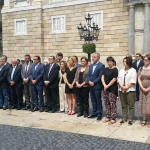 Minut de silenci català Orlando