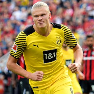 Haaland Borussia Dortmund EFE