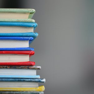 libros colegio unsplash