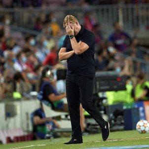 Barça Bayern Koeman EFE