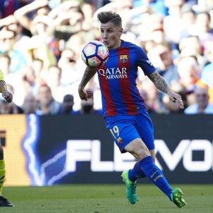 Digne Barça Camp Nou EFE