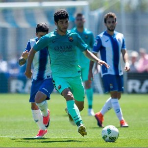 Aleñá Twitter Barça