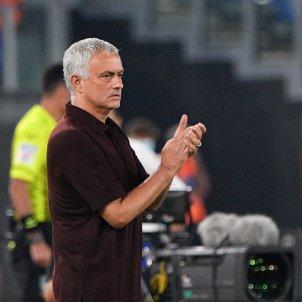 Jose Mourinho partido Roma Europa Press