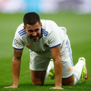 Eden Hazard dano Real Madrid Europa Press