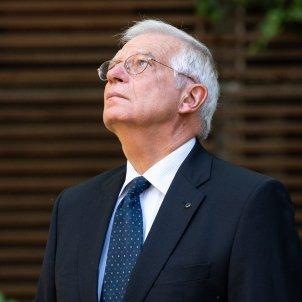 Josep Borrell al 2018 (MAE)