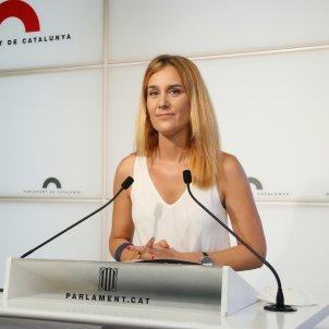La líder dels comuns, Jéssica Albiach - ACN