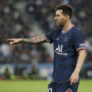 Messi PSG EuropaPress