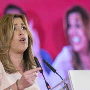 SUSANA DÍAZ PSOE EFE