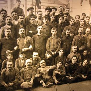 Mutua d'Obrers. Treballadors del textil català