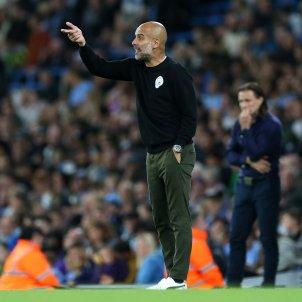 Pep Guardiola Manchester City Wycombe Europa Press