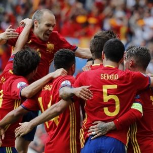 eurocopa seleccio espanyola efe