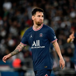 Leo Messi PSG 3 Europa Press
