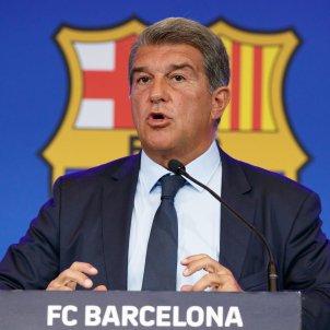 Joan Laporta Barça Europa Press