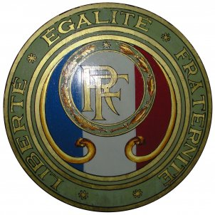 França Escut Liberté Égalité Fraternité