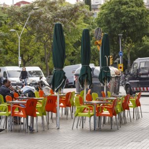 terrassa bar sagrada familia - Sergi Alcàzar