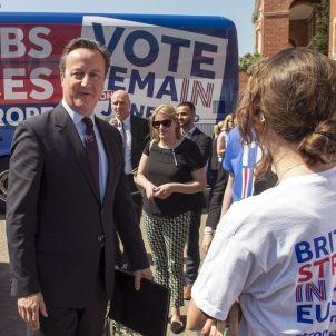 Brexit Cameron - EFE