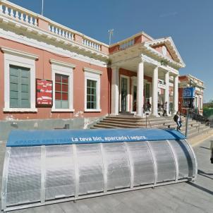 renfe molins de rei google maps