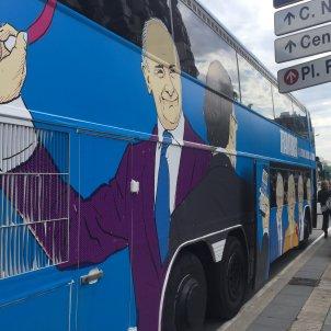 El tramabús arriba a Barcelona / A.A.