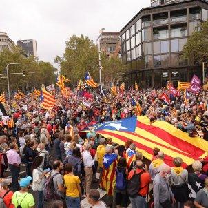 manifestación 3 octubre 2021 huelga general Sergi Alcàzar