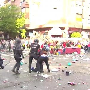 carregues policials atletic